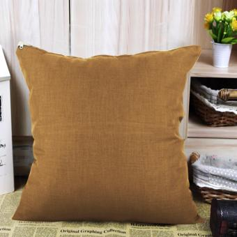 "Home Essentials TPC 51 Plain Collection 16"" x 16"" Throw Pillow Case Price Philippines"