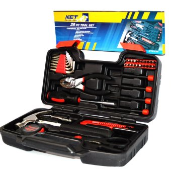 KCT KTK039 Tool 39-piece Set (Black) Price Philippines