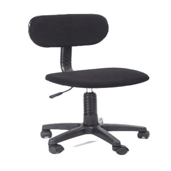 Harga Max Furniture Office Chair (Black)