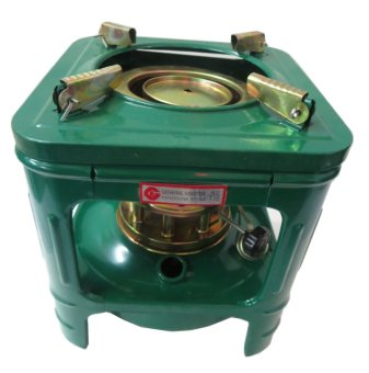 Harga General Master GM-110 Kerosene Stove (Green)