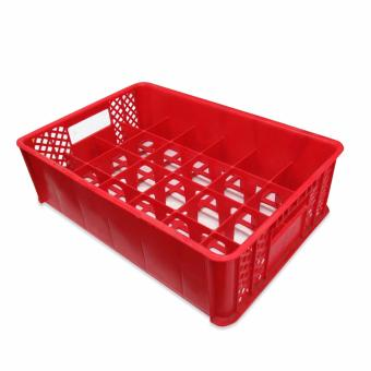 Red Phil-Top Glass Crate H-001 563532 Price Philippines