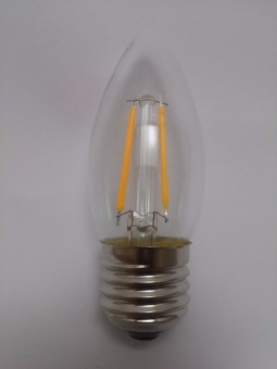 Harga Big Lite LED Filament Bulb C35 2W WW Modern Lighting