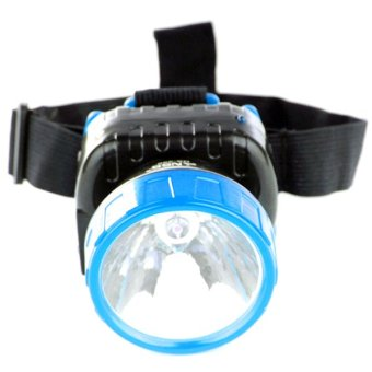 NSS NS-286 LED Super Capacity Head Lamp (Blue) Price Philippines