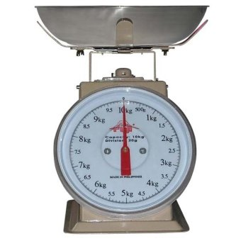 Harga Fuji FGTS-10 Gold Mechanical Table Small Pan Scale (Mocha)