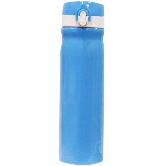 Mr. Right Stainless steel water flasks vacuum tumbler (blue) Price Philippines