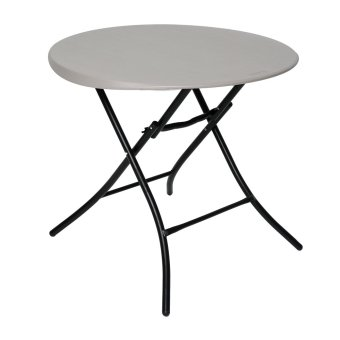 Harga Lifetime 33inch Round Table