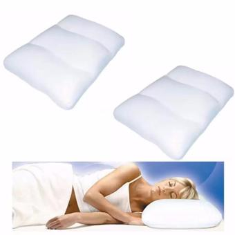 Airmax Comfortable Microbead Air Pillow set of 2 (White) Price Philippines