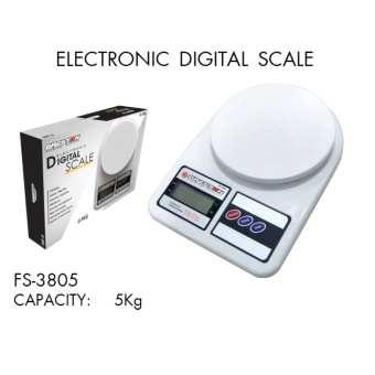 CRESTON ELECTRONIC DIGITAL SCALE(5Kg) Price Philippines
