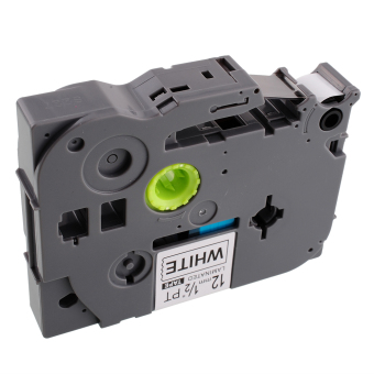 Black on White Label Tape Compatible for Brother TZ 231 TZe 231 P-Touch 12mm 8M Price Philippines