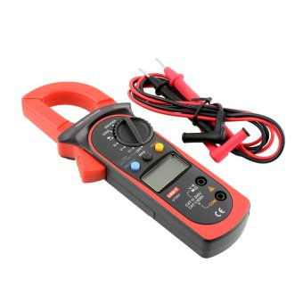 UNI-T UT201 current Digital Handheld Clamp Multimeter Amp Voltmeter Price Philippines