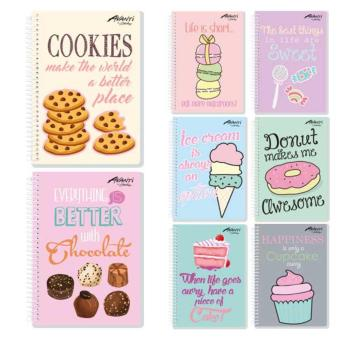 Avanti Spiral Notebook Set - Sweet Little Things Price Philippines
