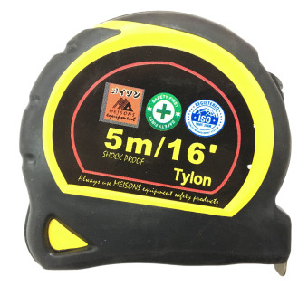 Meisons steel tape 5 meters Tylon shock proof Price Philippines