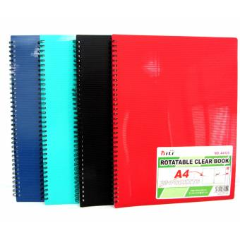 Clear Book Display Book Rotatable 8.27x11.69 inches Price Philippines