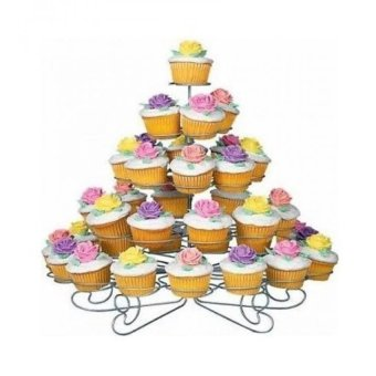 5 Layer Cupcake Stand Pink Price Philippines