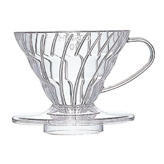 Harga Hario Coffee dripper V60 01 clear