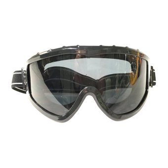 Harga BUILD360 Safety Goggles Black
