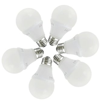 Home Essentials 9Watts High-Power Energy-Saving LED Lightbulb Set of 6 Price Philippines