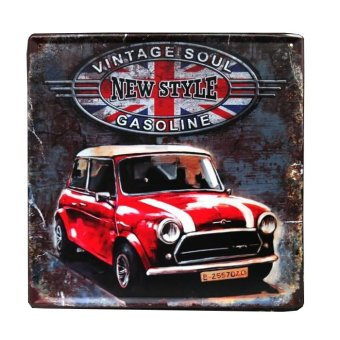 Sec 00424 Vintage Soul New Style Gasoline Metal Tin Wall Poster Price Philippines