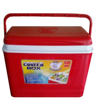 Cooler Box 15 liters -red Price Philippines
