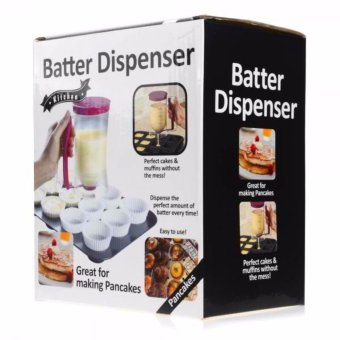 Cake Batter Dispenser with Measurement Label Price Philippines
