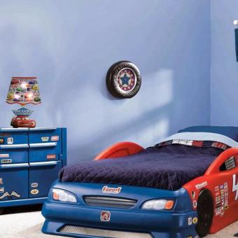 Mc Queen Car Lampshade Wall Sticker Price Philippines