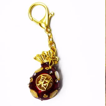 Harga Feng Shui A Bagful of Money Keychain
