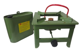 Harga General Master GM-888 Kerosene Stove (Green)