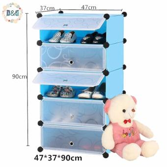 D&D DIY Tupper Cabinet 5 Cubes Short Diy Shoe Rack Organizer Price Philippines