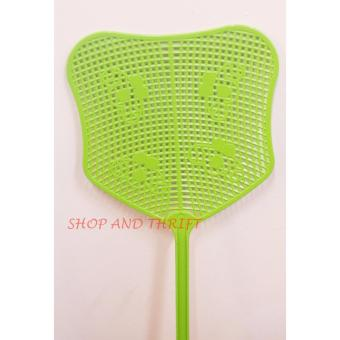 Harga SHOP AND THRIFT FLY SWATTER 9936 Hand Insect Fly Swatter Bug Mosquito Killer Wasp Pest Control