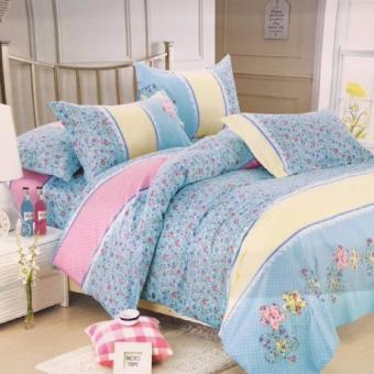 4PC PRINTED BEDSHEETS LOUISE Price Philippines