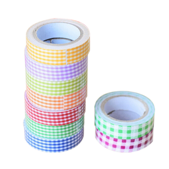 Amango Scrapbooking Sticker Ornament Craft Washi Tape Adhesive 15mm Price Philippines