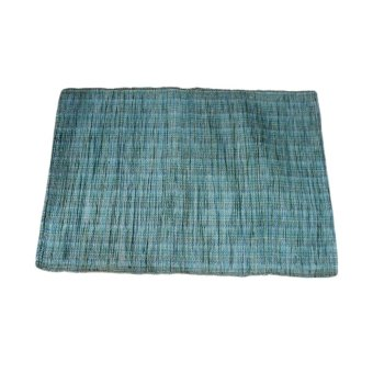 Baguio Native Area rug (Clear Blue) Price Philippines