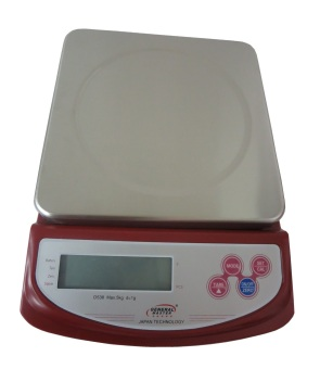 Harga General Master GM-D538 Electronic Kitchen Scale (Red)