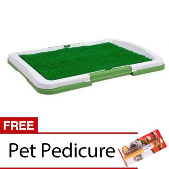 Potty Trainer (Geen) with FREE Pet Pedicure Price Philippines