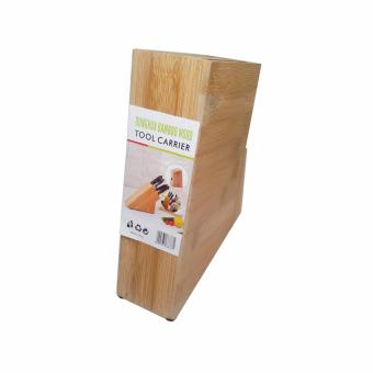 Donghua Bamboo Wood Tool Carrier Knife Holder Price Philippines