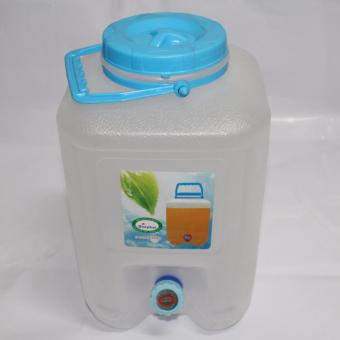 Uniplus 12 Liters Water Jug H-21 - Blue Price Philippines