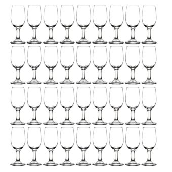 Harga White Wine Glass / Champagne Glass 192ml Glassware Set of 36