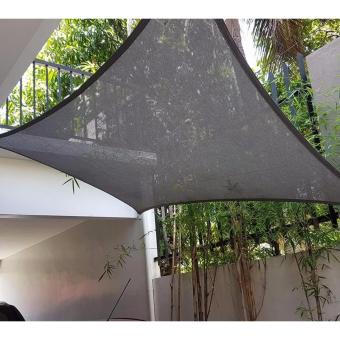 Al Fresco Shade Sail ® 2.0 x 3.0 m - Rectangle - Taupe Price Philippines