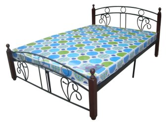 Harga Levites Wooden Post Bed 54