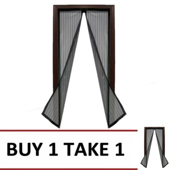 Magic Mesh Instant Screen Door (Any color) BUY 1 TAKE 1 Price Philippines