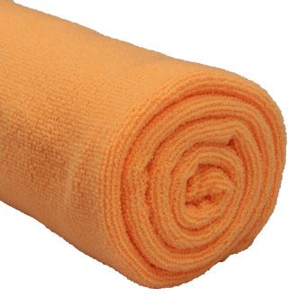 Absorbent Microfiber Towel Bath Quick Drying Washcloth Bath Orange Price Philippines