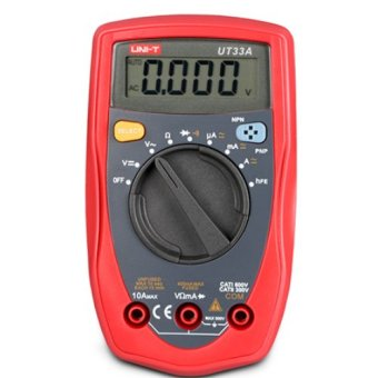 Uni-Trend UT33A Handheld Digital Multimeter Tester Price Philippines