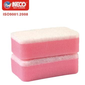 Harga NECO 2 in 1 SPONGE WITH SCRUBBER