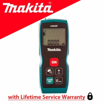 Makita LD050P Laser Distance Measure 50 Meters Price Philippines