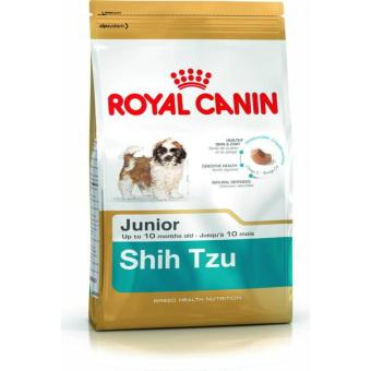 Harga Royal Canin Shih Tzu Junior Puppy Food 1.5kg