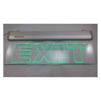 Harga Big Lite Exit Signage LELSCL1 Modern LED Lighting