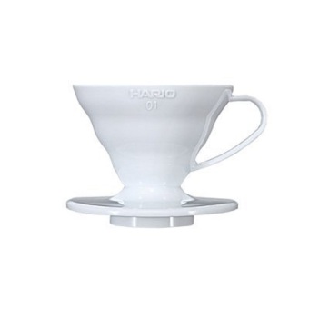 Harga Hario Coffee dripper V60 01 white