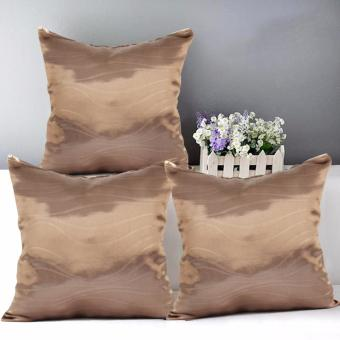 "Home Essentials TPC 34 Wesley Collection 16"" x 16"" Throw Pillow Case Set of 3 Price Philippines"