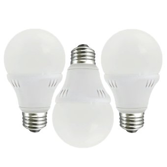 Home Essentials 7Watts High-Power Energy-Saving LED Lightbulb Set of 3 Price Philippines