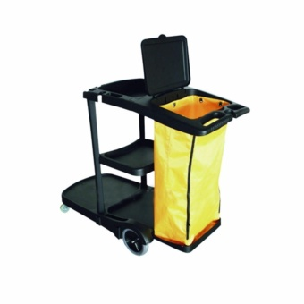 Eko Janitor Cart (Black) Price Philippines